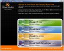 Visual Studio 2008 Setup Welcome Screen