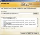 Visual Studio 2008 Setup Destination Folder Screen